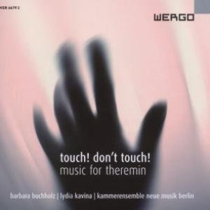 Image for 'Barbara Buchholz, Lydia Kavina & Kammerensemble Neue Musik Berlin'