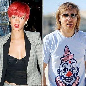 Image for 'Rihanna & David Guetta'