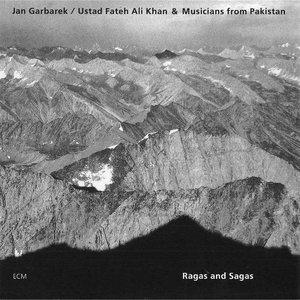 Image for 'Jan Garbarek / Ustad Fateh Ali Khan & Musicians from Pakistan'