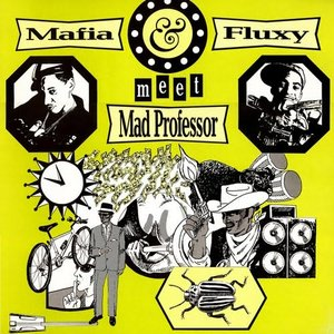 Image for 'Mad Professor meets Mafia & Fluxy'