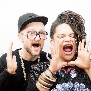Image for 'DJ Vadim & Sena'