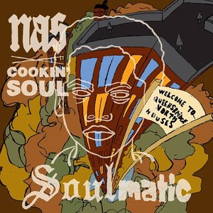 Image for 'Nas x Cookin Soul'