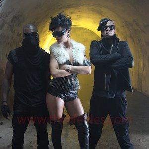 Image for 'Jay-Z Rihanna Kanye West'