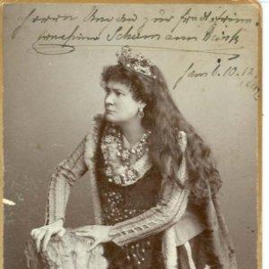 Bild für 'Ernestine Schumann-Heink'