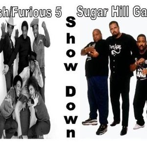 Immagine per 'The Sugarhill Gang - Grandmaster Flash & The Furious 5'