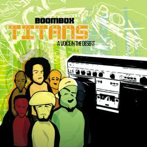 Image for 'Boombox Titans'