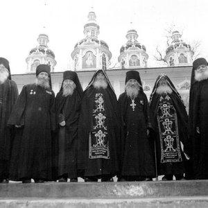 Image for 'Братский хор Свято-Успенского Псково-Печерского монастыря'