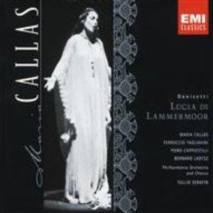 Image for 'Maria Callas; Tullio Serafin: Orchestra & Chorus Of La Scala Milan'