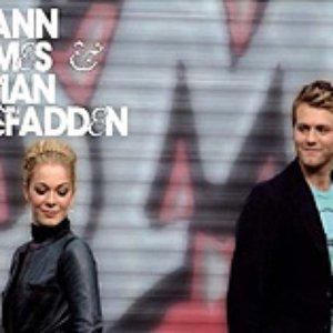 Image for 'LeAnn Rimes & Brian McFadden'