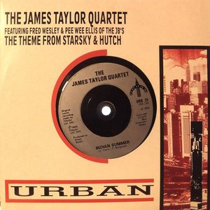 Image for 'The James Taylor Quartet featuring Fred Wesley and Pee Wee Ellis'