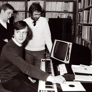 Image for 'Peter Howell & The Radiophonic Workshop'