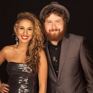 Image for 'Haley Reinhart & Casey Abrams'
