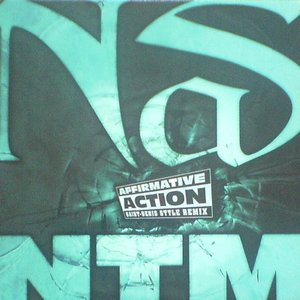 Image for 'Nas & NTM'
