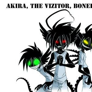 Image for 'Akira, The Vizitor, Bonehead'