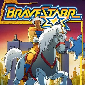 Immagine per 'Bravestarr'