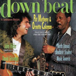Image for 'Pat Metheny/Ornette Coleman'