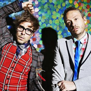 Image for 'Basement Jaxx'