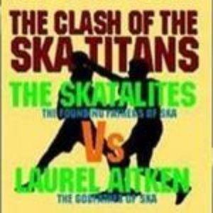 Image for 'The Skatalites Vs Laurel Aitk'