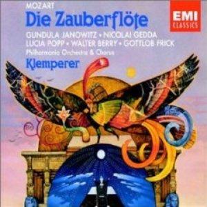 Image pour 'Gundula Janowitz, Nicolai Gedda, Etc.; Otto Klemperer: Philharmonia Orchestra & Chorus'