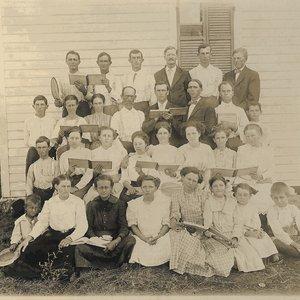 Image for 'The Original Sacred Harp Choir'