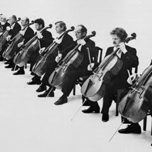 Image for 'Twelve Cellists of the Berlin Philharmonic'