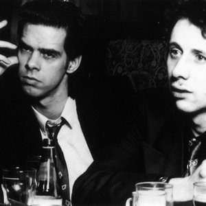 Image for 'Nick Cave & Shane MacGowan'