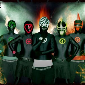 Image for 'Emo rangers'