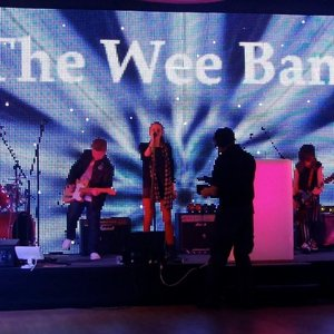 Image for 'The Wee Band'