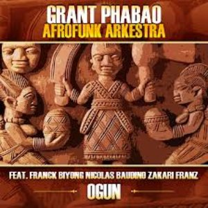 Image for 'Grant Phabao Afrofunk Arkestra'