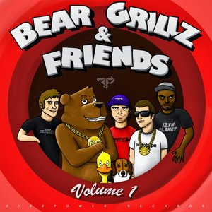Image for 'Bear Grillz & The Frim'