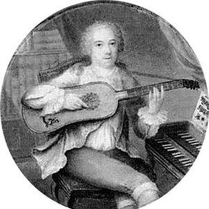 Image pour 'Claude-Bénigne Balbastre'