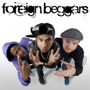 Image for 'Foreign Beggars feat. Skrillex'