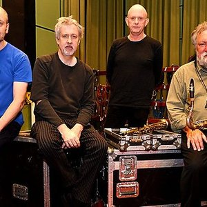 Image for 'The Necks and Evan Parker'