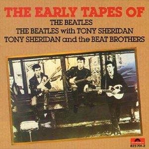 Immagine per 'The Beatles & Tony Sheridan'