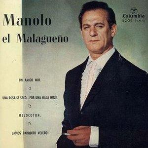 Image for 'Manolo el Malagueño'