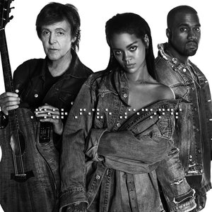 Image for 'Rihanna, Kanye West & Paul McCartney'