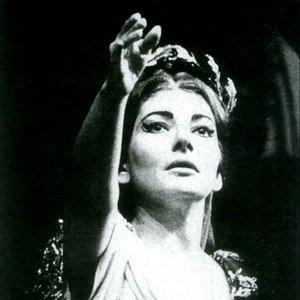 Image for 'Maria Callas; Tullio Seraphin: Philharmonia Orchestra'