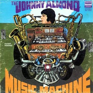 Image for 'Johnny Almond Music Machine'