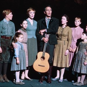 Image for 'Christopher Plummer, Julie Andrews & Children'