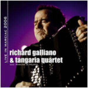 Imagen de 'Richard Galliano Quartett'