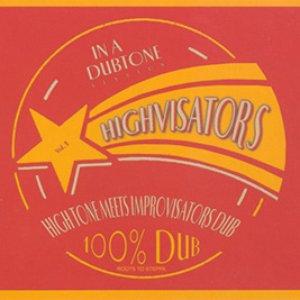 Image for 'High Tone meets Improvisators dub'