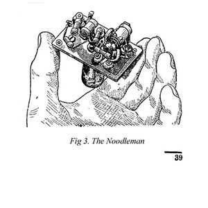 Image for 'The Noodleman'