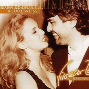 Image for 'Andrea Bocelli & Judy Weiss'