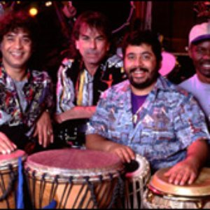 Image for 'Mickey Hart & Zakir Hussain'