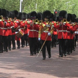Image for 'The Band Of The Welsh Guards'