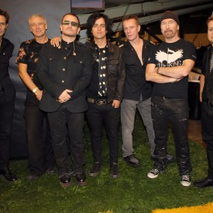 Bild för 'U2 and Green Day'