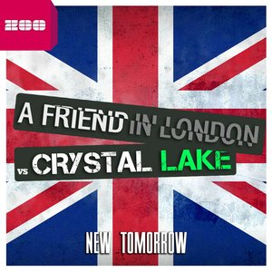 Image for 'A Friend in London vs. Crystal Lake'