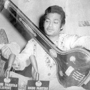 Image for 'Ustad Amanat Ali Khan'