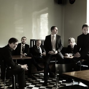 Image for 'The Five Corners Quintet feat. Mark Murphy'
