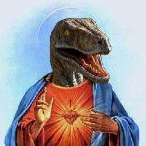 Image for 'Raptor Jesus'
